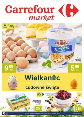 Wielkanoc z Carrefour Market!