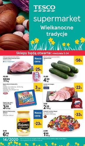 Wielkanocne tradycje w Tesco Supermarket!