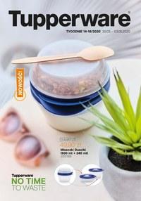 Gazetka promocyjna Tupperware - Bestsellery i nowości w Tupperware - ważna do 03-05-2020