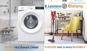 Promocje w E.Leclerc Bielany