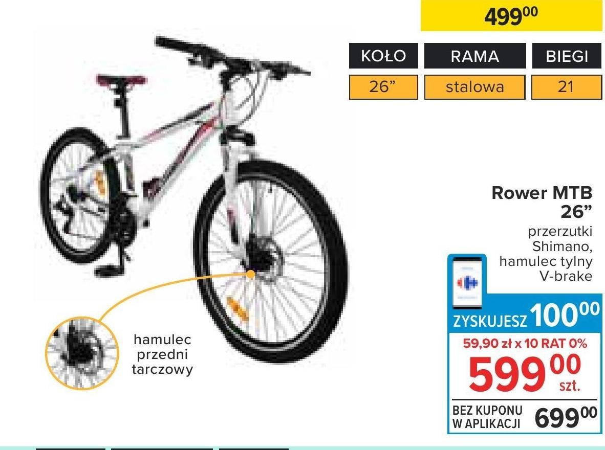 Rower niska cena