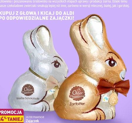 Zając czekoladowy Oster Phantasie
