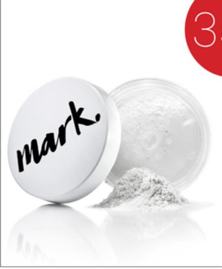 Puder do twarzy Mark