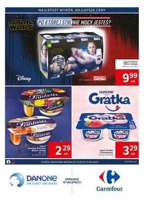Najlepszy wybór w Carrefour!