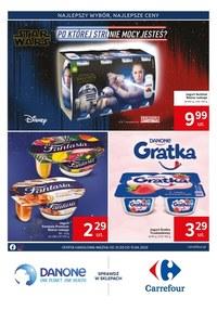 Gazetka promocyjna Carrefour - Najlepszy wybór w Carrefour!