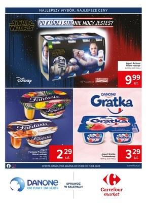 Najlepszy wybór w Carrefour Market!