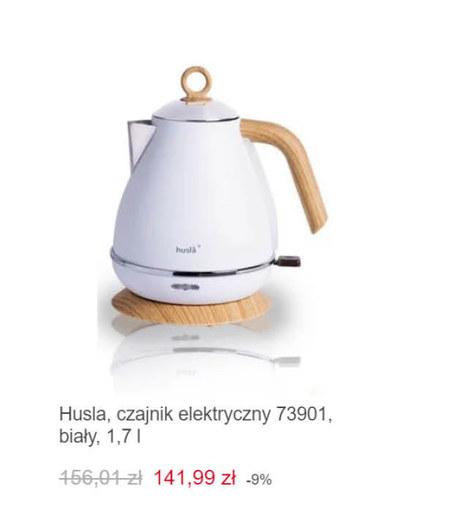 Czajnik elektryczny Husla