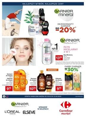 Zdrowa cera z Carrefour Market