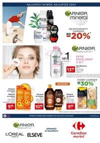 Gazetka promocyjna Carrefour Market - Zdrowa cera z Carrefour Market