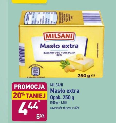 Masło Milsani