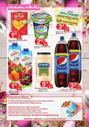 Promocje w sklepach Groszek
