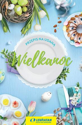 Przepis na udaną Wielkanoc w Lewiatan