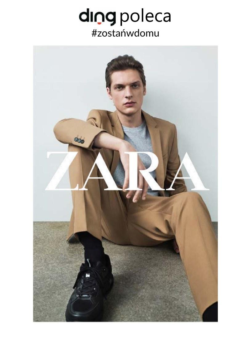 Gazetka promocyjna Zara - ważna od 31. 03. 2020 do 14. 04. 2020
