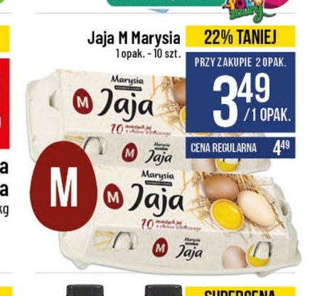 Jajka M Marysia