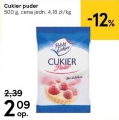 Cukier puder Polski Cukier