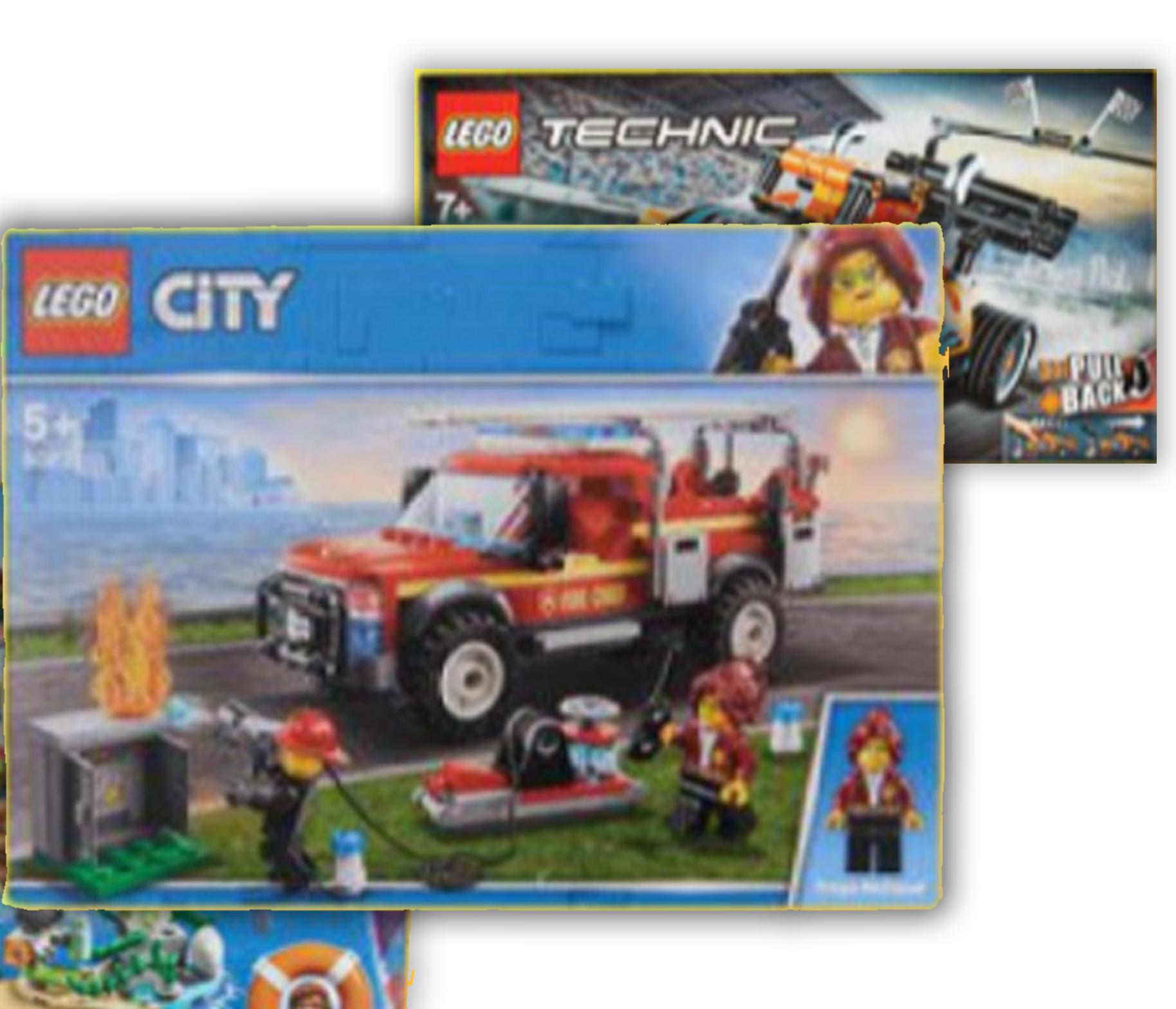 Klocki LEGO niska cena