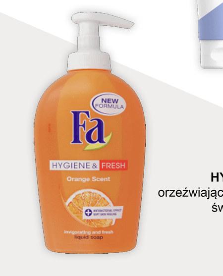 Mydło w płynie Fa