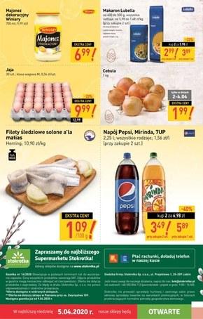 Wielkanoc z Stokrotką Supermarket
