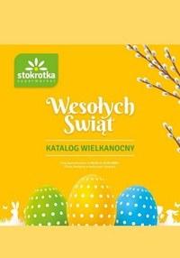 Gazetka promocyjna Stokrotka Supermarket - Katalog Wielkanocny Stokrotki - ważna do 15-04-2020