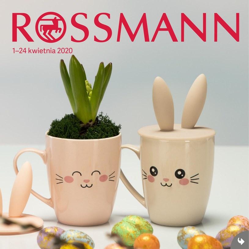 Gazetka promocyjna Rossmann - ważna od 01. 04. 2020 do 24. 04. 2020