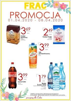 Promocje w sklepach FRAC