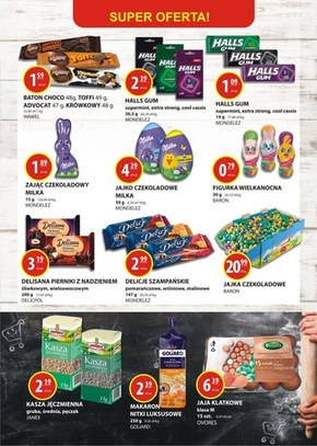 Świąteczne promocje w sklepach Zielony Koszyk