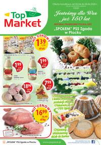 Gazetka promocyjna PSS Zgoda Płock - Gazetka promocyjna PSS Zgoda Płock - ważna do 18-04-2020