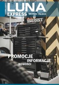 Gazetka promocyjna Luna - Promocje, informacje i nowości w Luna
