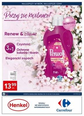 Poczuj się kwitnąco z Carrefour!