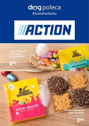 Wielkanoc z Action