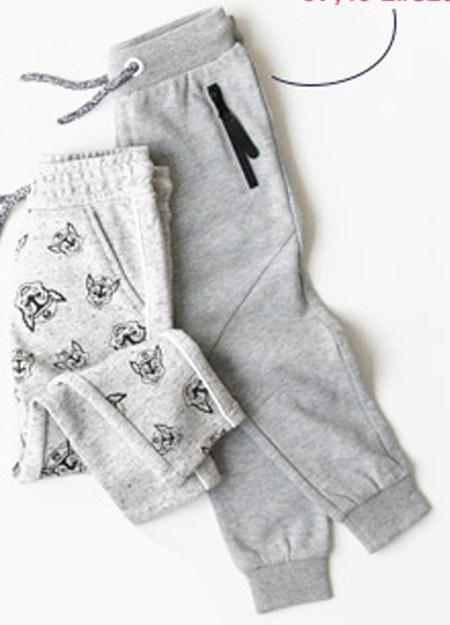 Spodnie chłopięce Smyk
