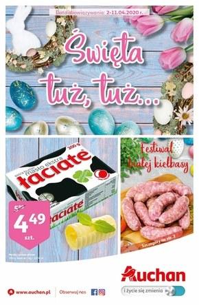 Święta tuż, tuż - Auchan