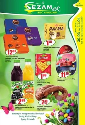 Promocje w sklepach Sezamek