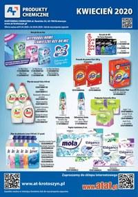 Gazetka promocyjna At - Chemia i kosmetyki w At - ważna do 30-04-2020