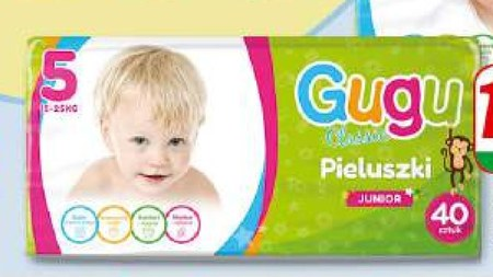 Pieluchy Gugu