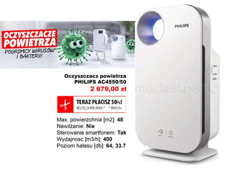 Oczyszczacz powietrza AC4550/50 Philips Philips Philips Philips
