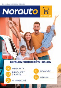 Gazetka promocyjna Norauto - Promocje wiosenne w Norauto - ważna do 30-04-2020