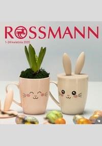 Gazetka promocyjna Rossmann - Wielkanoc z Rossmannem - ważna do 24-04-2020