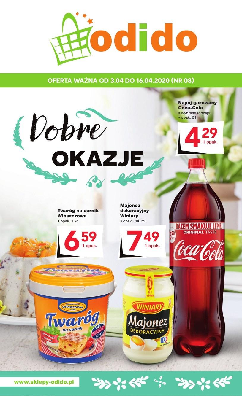 Gazetka promocyjna Odido - ważna od 03. 04. 2020 do 16. 04. 2020