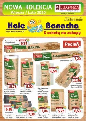 Z ochotą na zakupy - Hale Banacha