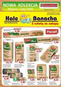 Gazetka promocyjna Hala Banacha - Z ochotą na zakupy - Hale Banacha - ważna do 08-04-2020