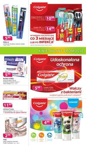 Promocje w Drogerie Polskie