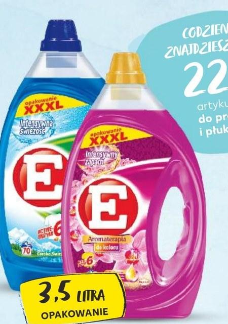 Żel do prania E