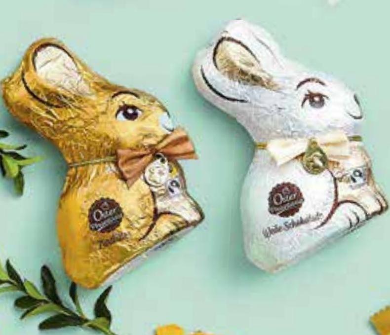 Zając czekoladowy Oster Phantasie niska cena