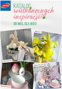 Gazetka promocyjna Pepco - Wielkanocne inspiracje w Pepco - ważna do 12-04-2020