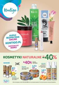 Gazetka promocyjna Kontigo - Kupuj bezpiecznie online w Kontigo - ważna do 11-04-2020