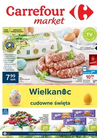 Gazetka promocyjna Carrefour Market - Apetyt na Wielkanoc z Carrefour Market