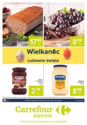 Wielkanoc w Carrefour Express