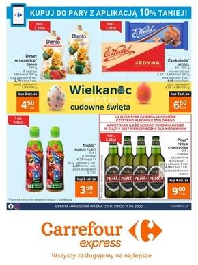 Cudowne święta z Carrefour Express