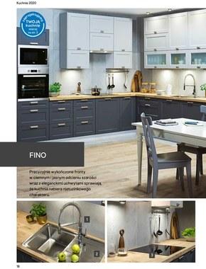 Katalog Kuchnie 2020